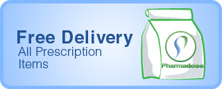 Free Delivery on All Prescription