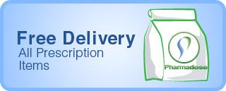 Free Delivery on All Prescription